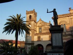 Chiesa San Francesco di Paola e Municipio ex convento Paolotti
