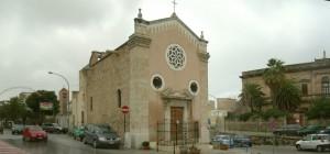 Chiesa nel traffico