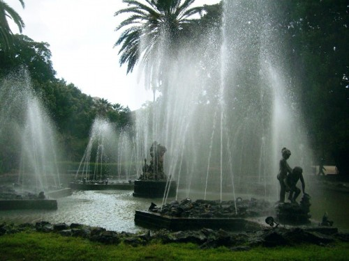 Palermo fontana giardini inglesi for Giardini inglesi