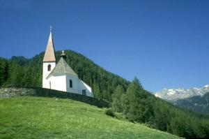 Santa Geltrude in Val d'Ultimo