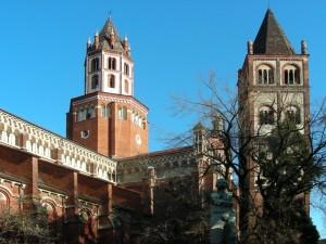 Sant'Andrea - vista laterale