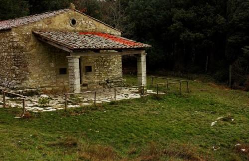 Sesto Fiorentino - Sù........ per il monte Morello