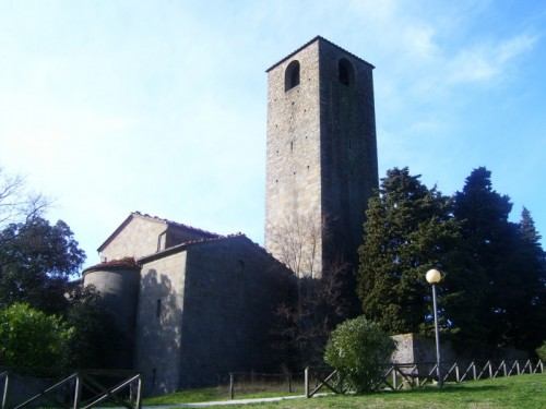 Lamporecchio - S.Baronto