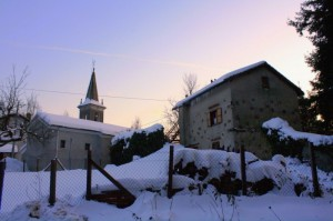 chiesa Appenino Ligure