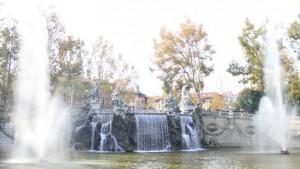 Fontana dei dodici mesi - parco del Valentino