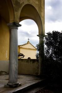 in via lucardese n° 136 ……che bella chiesetta