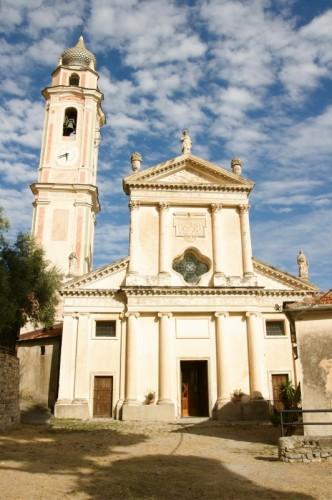 Villa Faraldi - Chiesa di Villa Faraldi
