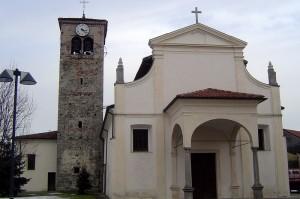 la chiesa parrocchiale