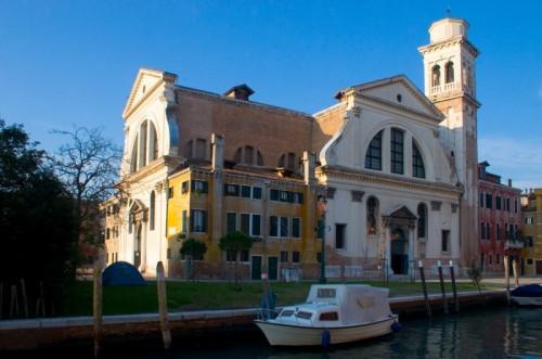 Venezia - Chiesa di San Trovaso