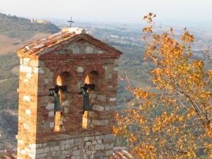 Un autunno di sole con le campane di S.Simeone