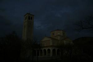 la chiesa che fu