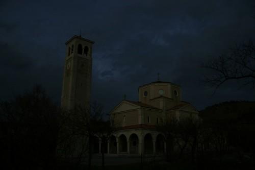 Duino-Aurisina - la chiesa che fu