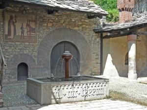Fontana del Borgo Medioevale