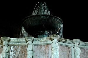 Particolare Fontana Maggiore - Perugia