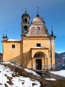 Teglio - Chiesa di Sant'Antonio