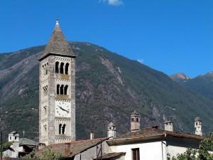 Campanile della Chiesa di San Martino - Tirano