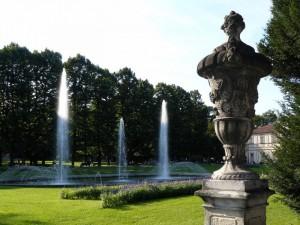 fontane al parco