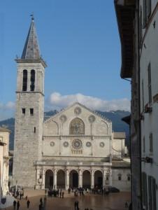 Spoleto - Il Duomo