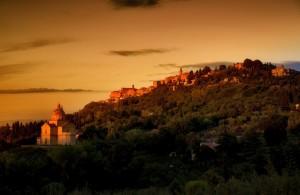 San Biagio - La sera