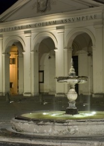 La fontana di Santa Maria Assunta
