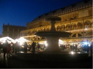 Fontana in piazza delle Erbe