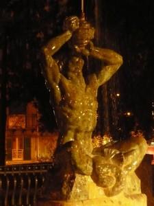 "La fontana delle "" Paparelle"""
