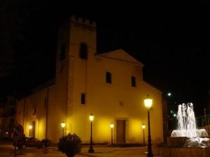 Il Duomo di notte.