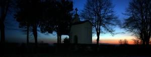 """""""ISOLATA"""" Cappella del Lazzaretto sec.XVII"""
