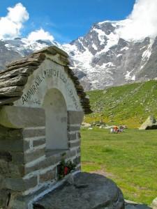 Alpe Pedriola - Cappella Votiva