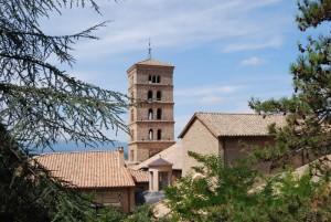 Subiaco - Monastero di Santa Scolastica