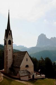 Chiesa di San Giacomo - Santa Cristina - Ortisei