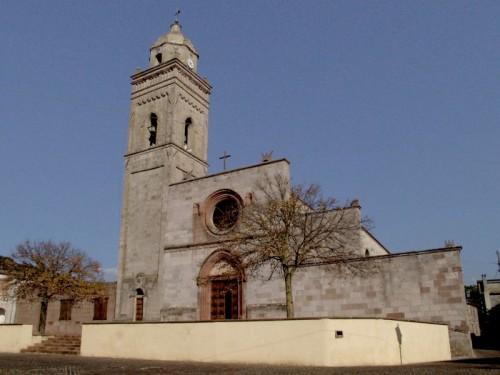 Ulà Tirso - La chiesa Parrocchiale di Sant'Andrea