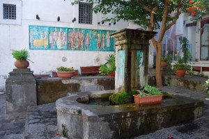fontana e folcrore