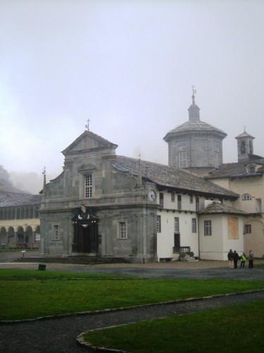 Biella - Santuario di Oropa: la Chiesa piccola