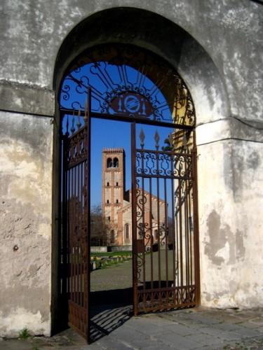 Monselice - Porta d'accesso