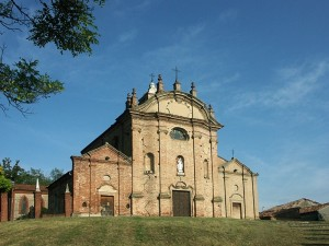 Parrocchia di S.Gottardo a Camino (Al)