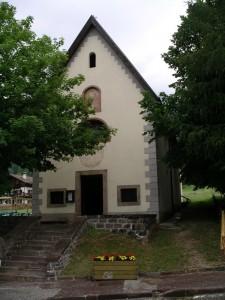 Chiesetta di Bellamonte