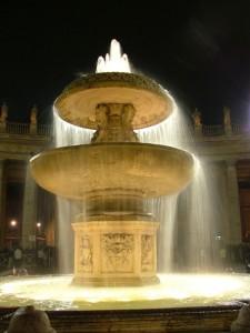 Fontana del Vaticano