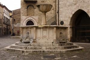 Fontana di Bevagna