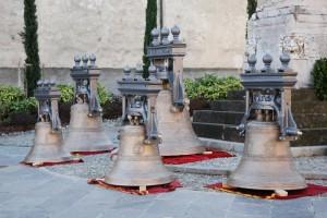 Campane della chiesa - Corte de' Frati