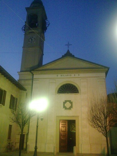 Nerviano - Chiesa di S.Ilario