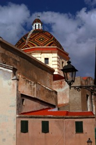 Chiesa di San Michele - cupola catalana