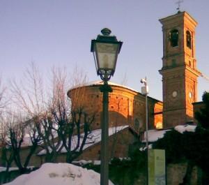Il retro del Duomo