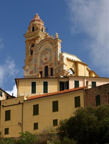 Cervo - Chiesa di San Giovanni a Cervo