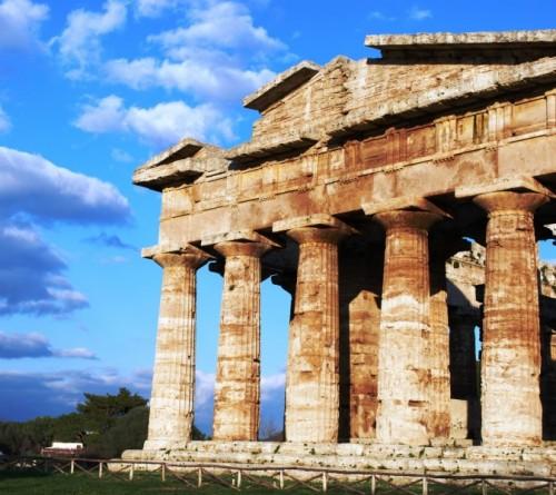 Capaccio - Tempio di Apollo