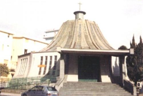 Pagani - Nuova Chiesa di S.sisto