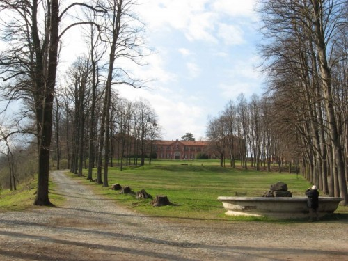 Torino - parco la mandria...a secco