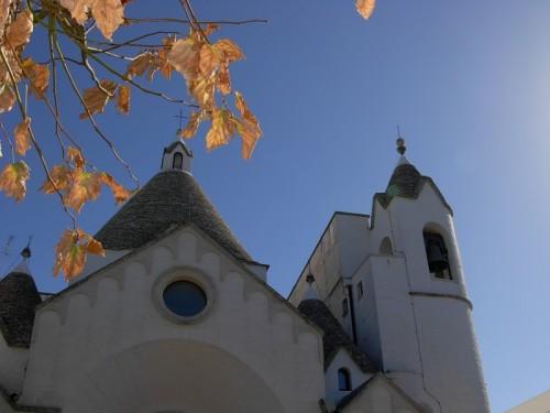 Alberobello - La fede nel trullo