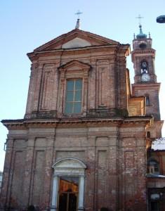 Parrocchiale di Santa Maria della Scala