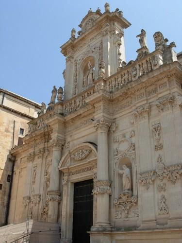 Lecce - Lo splendido barocco leccese